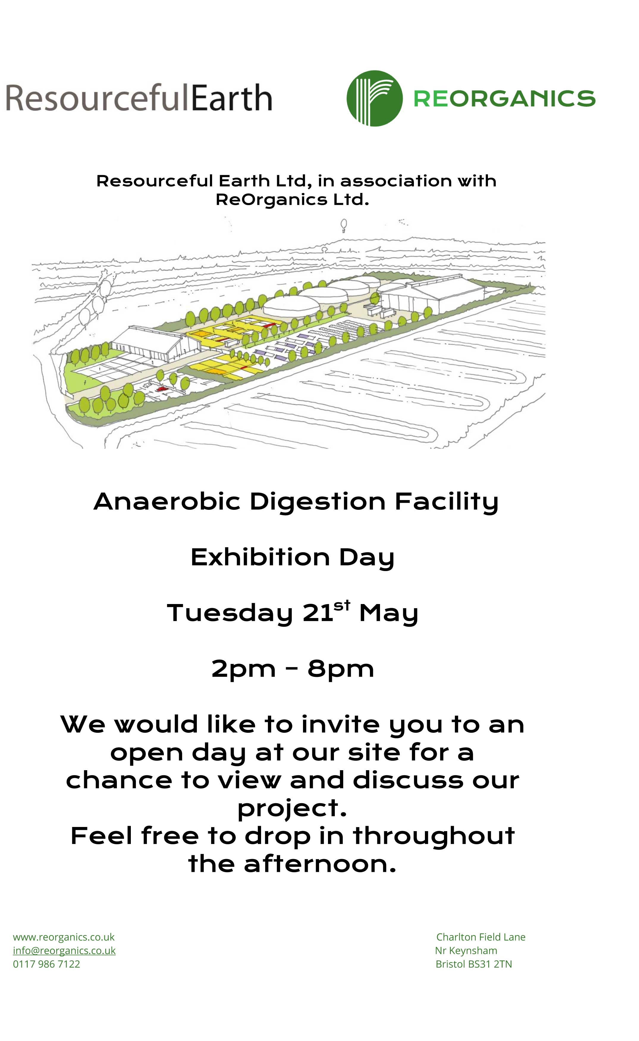Energy group transition keynsham invitation for exhibition day 21st may 2013 stopboris Choice Image