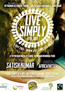 Live Simply poster (2)